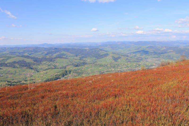 Dlaczego Czerwona góra? zdjęcia royalty free