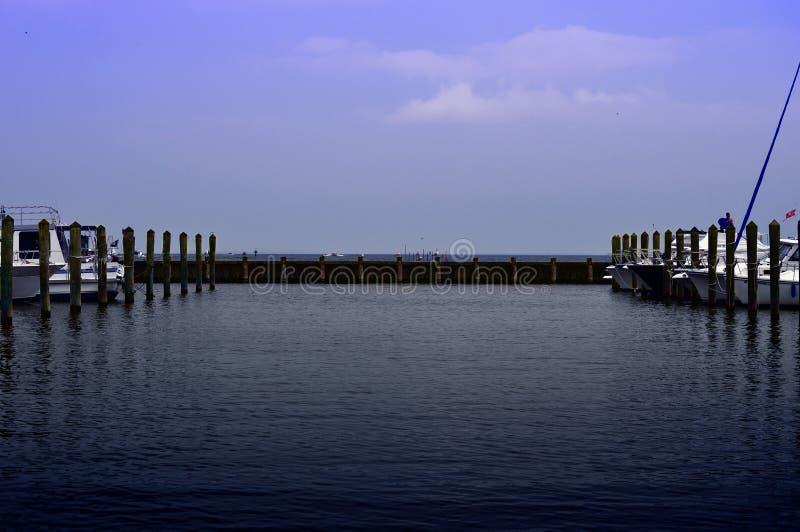 DM de plage de chesapeake photo libre de droits