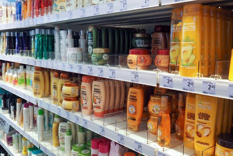 DM Drogerie Markt σε Offenburg, Γερμανία στοκ φωτογραφία