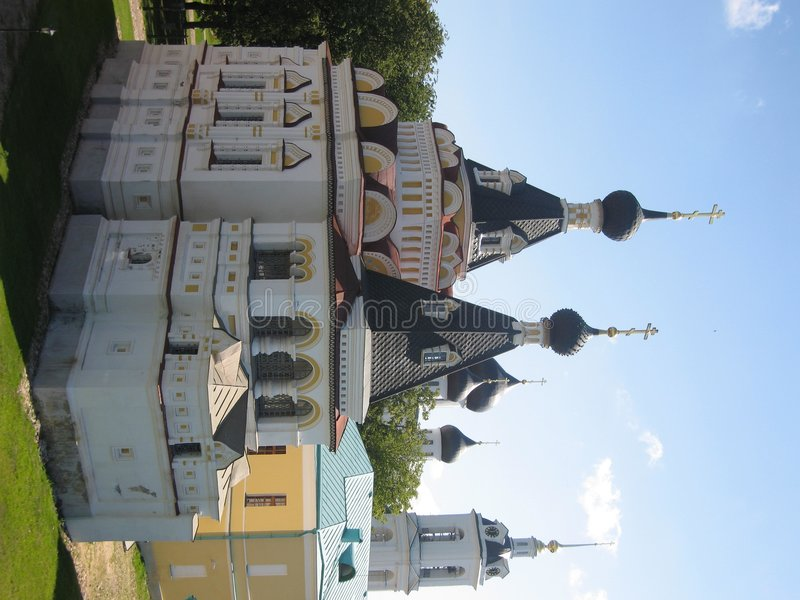 Dmitrov, Rússia imagem de stock royalty free