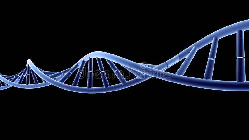DNA illustrazione di stock