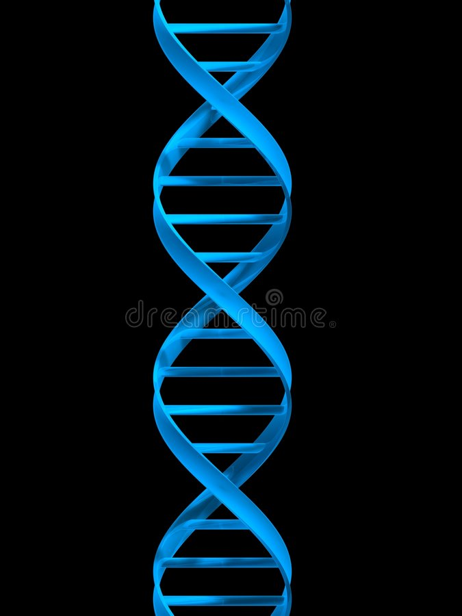 DNA stock abbildung