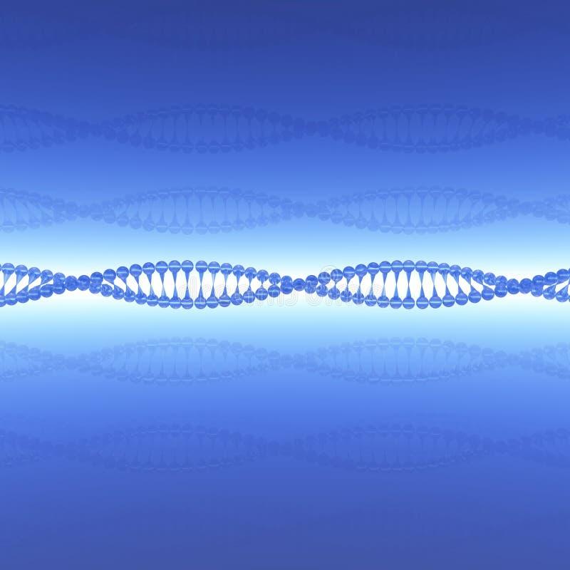 DNA libre illustration