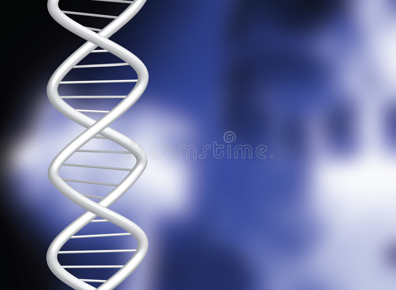 DNA stock de ilustración