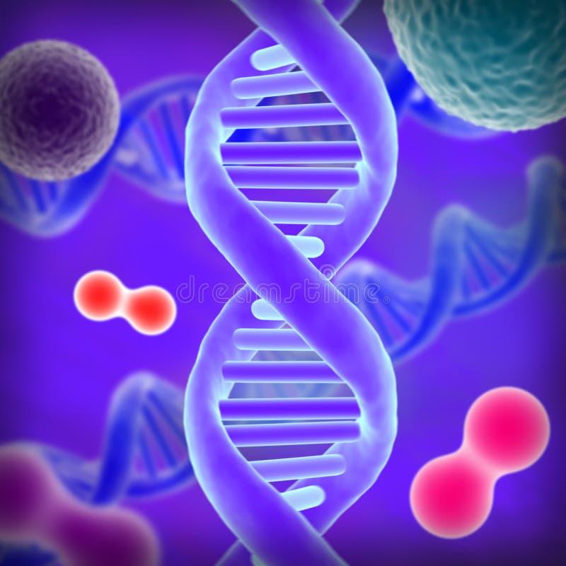 DNA stock fotografie