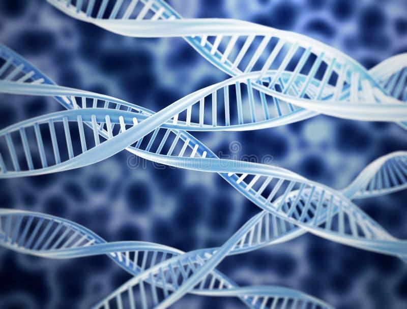 DNA ilustracji