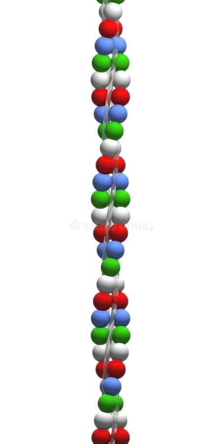 DNA fotos de archivo libres de regalías