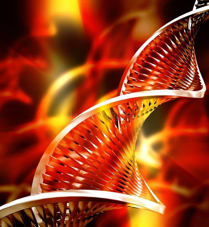 DNA-Auszug vektor abbildung