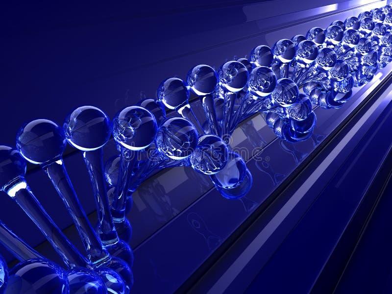 DNA stock illustration