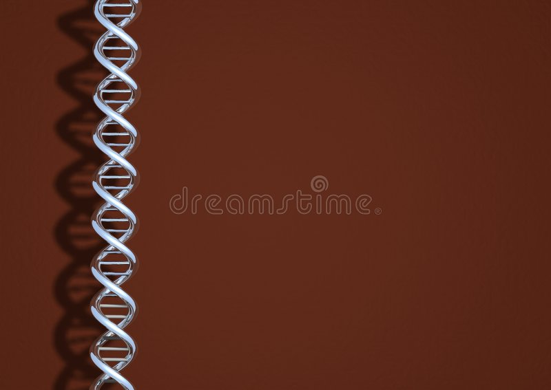 Download DNA Chrome Stock Images - Image: 502274