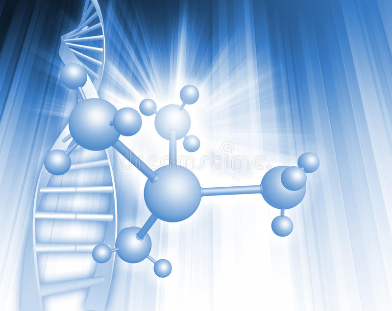 Download DNA Illustration Royalty Free Stock Photos - Image: 17460078