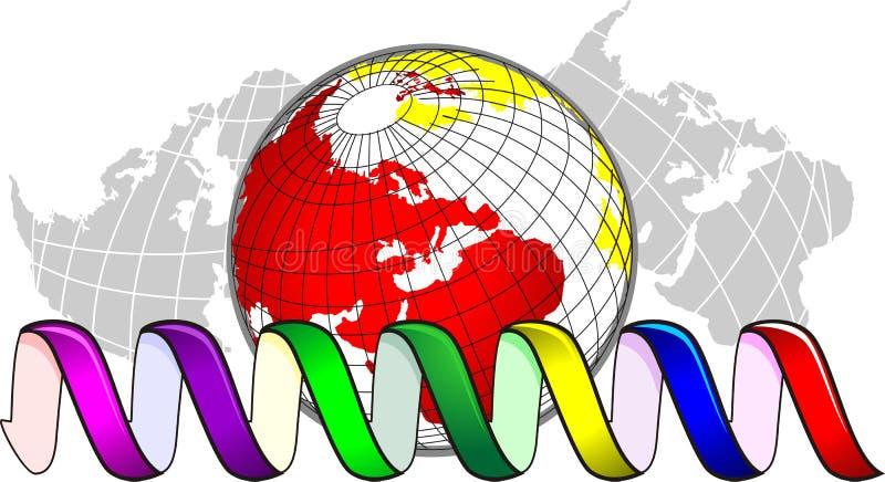Download DNA model stock illustration. Illustration of laboratory - 21855959