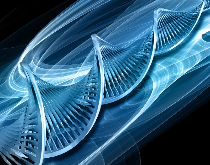 Download DNA- samenvatting stock illustratie. Afbeelding bestaande uit wetenschap - 6917173