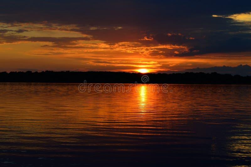 Dnepr ποταμός στοκ φωτογραφίες