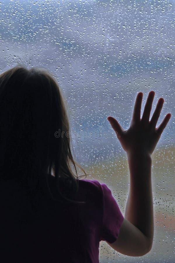 dni rozczarowanie deszcz zdjęcia royalty free