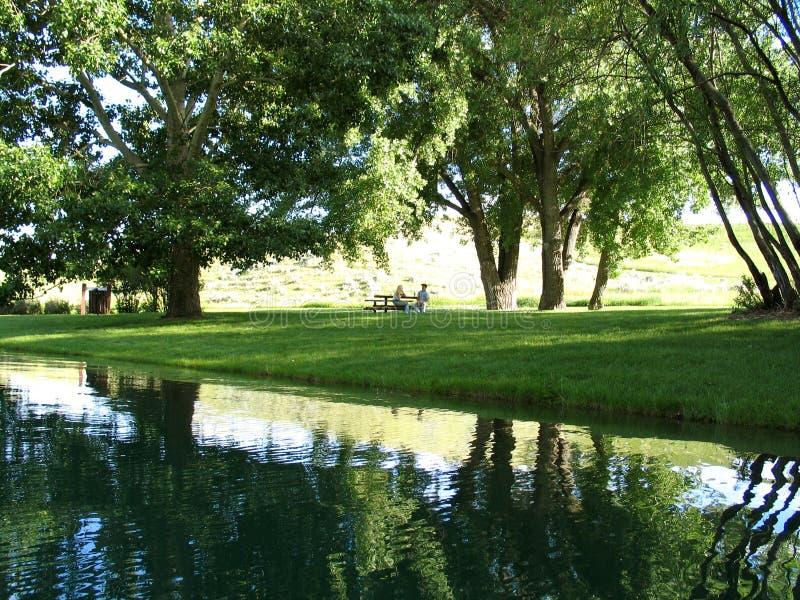 dni słonecznej piknik obrazy stock