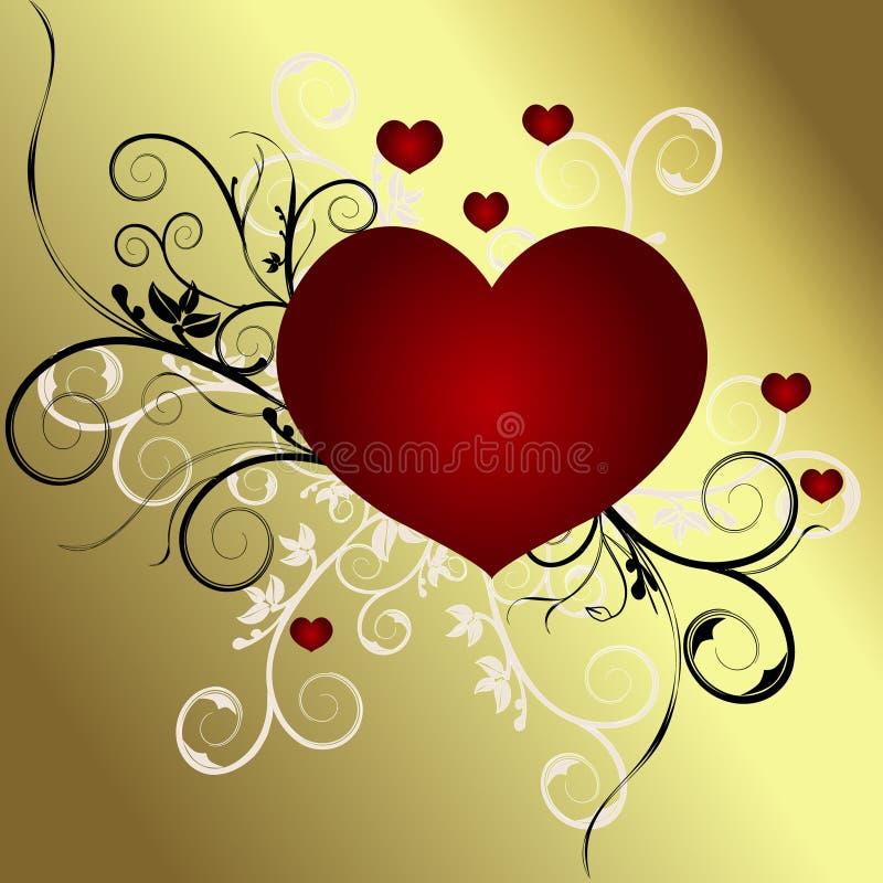 dni valentines ilustracja wektor
