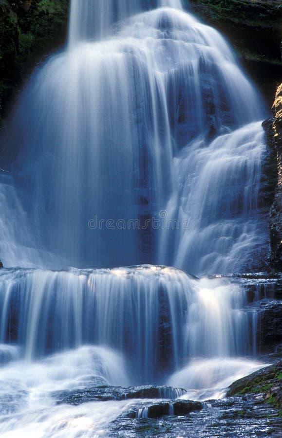 dno falls zdjęcie stock