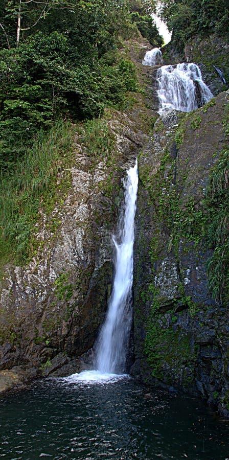 Doï ¿ ½ en Juana Waterfall arkivbilder