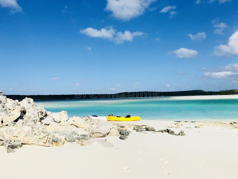 Do Bahamas ilhas para fora fotos de stock royalty free
