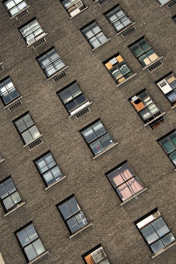 do domu starych okna cegieł obrazy royalty free