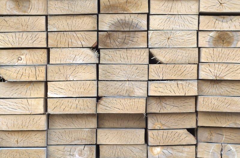 Do fundo material da textura das pranchas da folhosa teste padrão natural da madeira da opinião lateral da cor imagens de stock royalty free