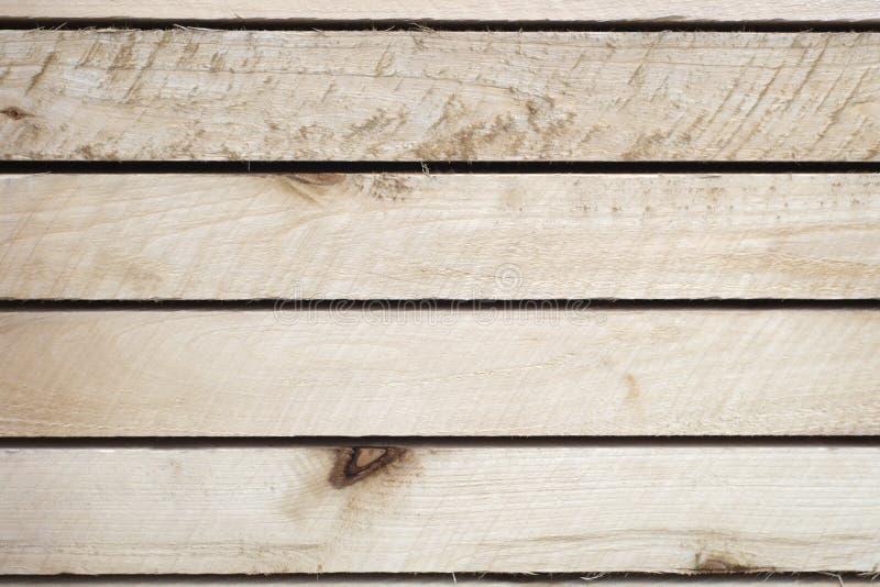 Do fundo material horizontal da textura das pranchas da folhosa teste padrão natural da madeira da cor imagem de stock royalty free