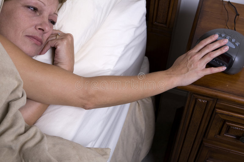 Download Do I have to wake up stock photo. Image of side, adult - 7186600