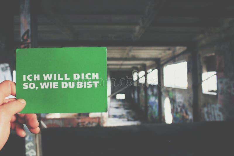 Do instagram feliz da foto do cartão do lugar da área came alemão do viscocam de Alemanha fotografia de stock royalty free