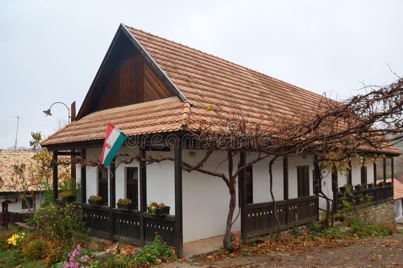 ` Do kÅ do ³ de HollÃ, Hungria imagem de stock royalty free