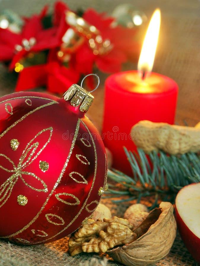 Do Natal vida ainda foto de stock royalty free