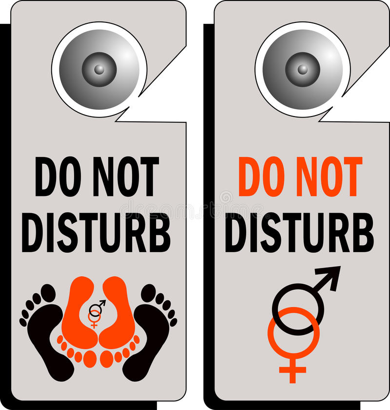 Download Do Not Disturb Logo Stock Photo - Image: 27848950