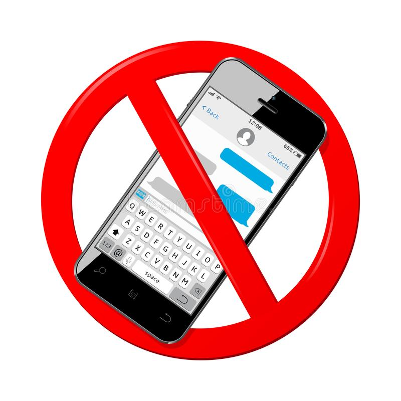 stop the use of cell phones No cell phone sign, cell phone sign - no cell employees or customers know if cell phone use is appropriate in your establishment with no cell phone signs stop.