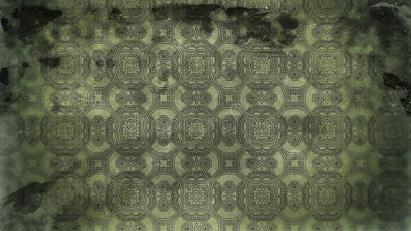 Do papel de parede floral decorativo do teste padrão do Grunge do vintage fundo elegante bonito do projeto da arte gráfica da ilu ilustração do vetor