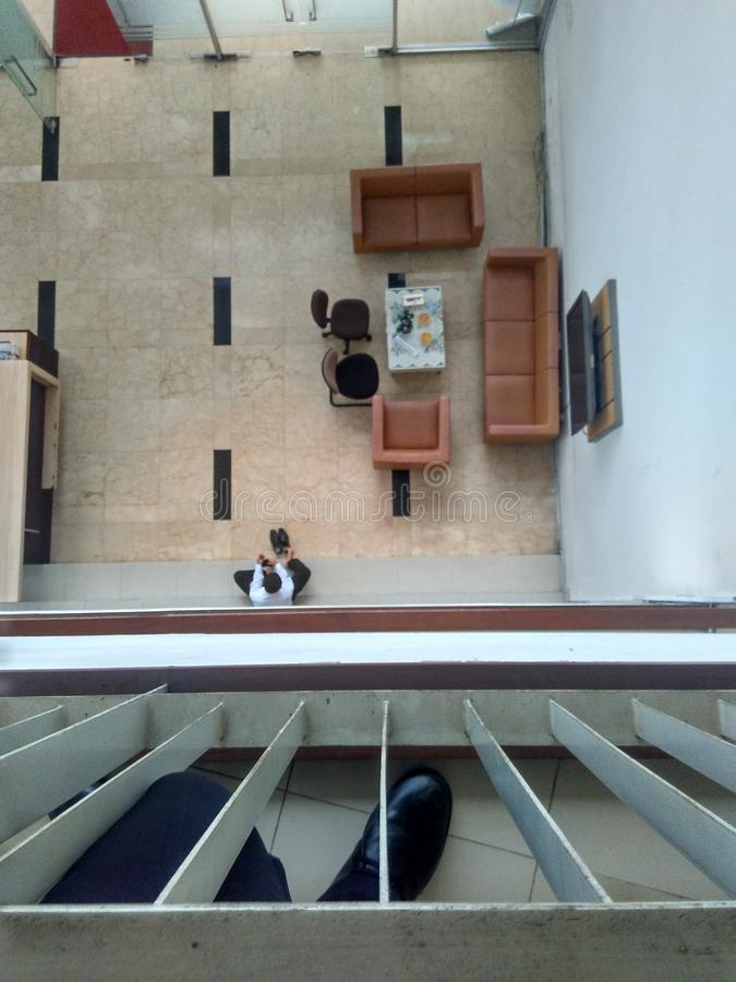 2do piso fotografía de archivo libre de regalías