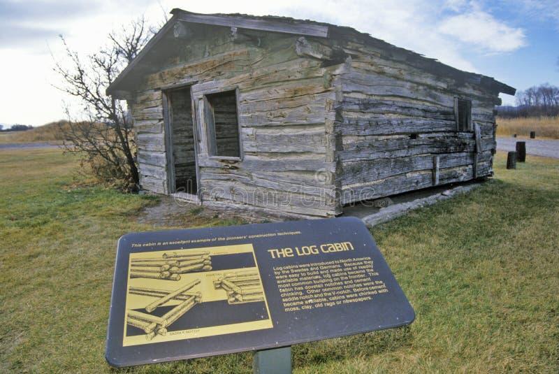 2do pueblo fantasma de la ciudad de la galatina, 3 bifurcaciones, TA al principio del río Missouri imagenes de archivo