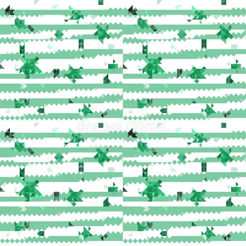 Do teste padrão brilhante decorativo do fundo do sumário da textura tela geométrica da textura do papel de parede Fundo ajustado  ilustração royalty free