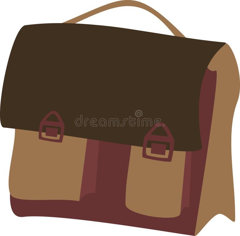 do torby ilustracja wektor