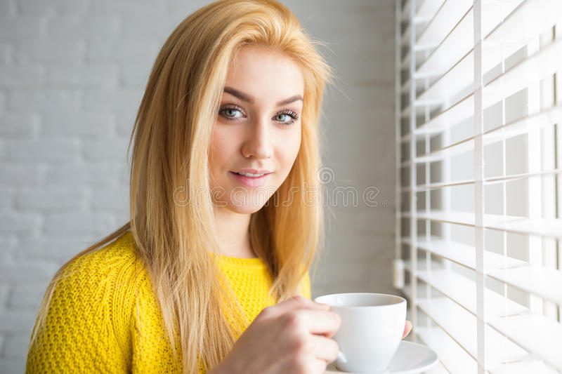 Do you wanna join me? stock image