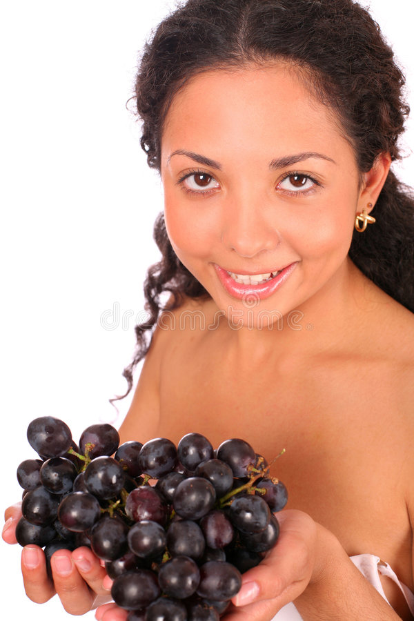 Download Do You Want A Bunch Of Grape? Stock Image - Image: 6108199