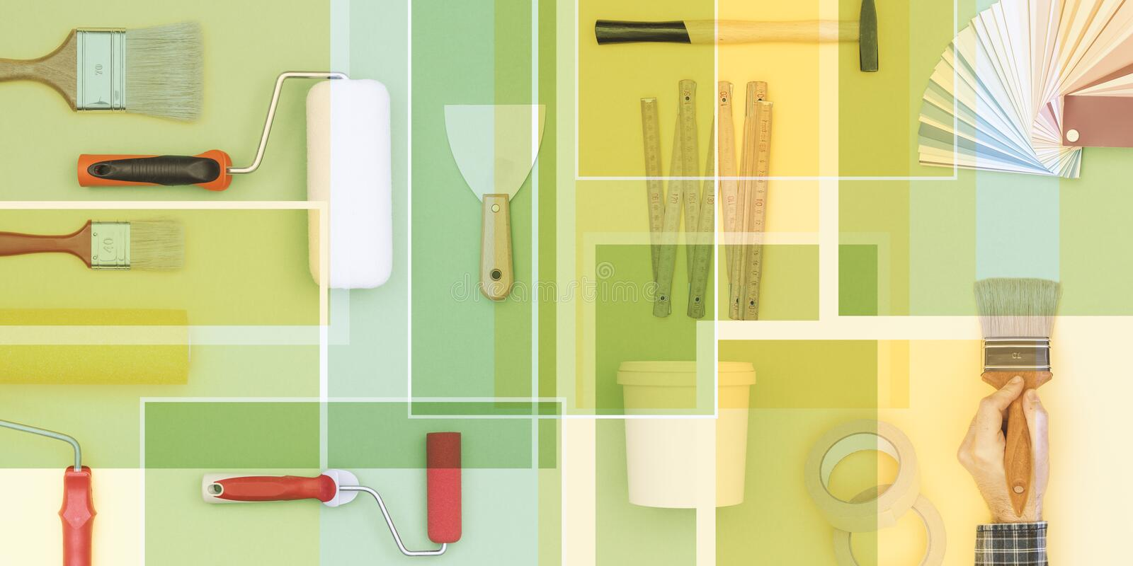 Do it yourself tools mosaic stock image image of decorator download do it yourself tools mosaic stock image image of decorator accessories 118351565 solutioingenieria Gallery