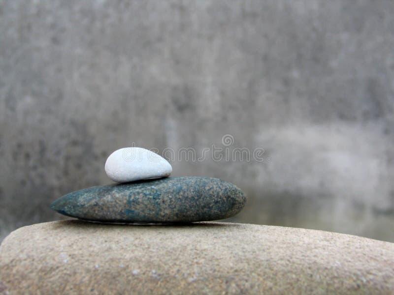 Do zen vida ainda fotografia de stock