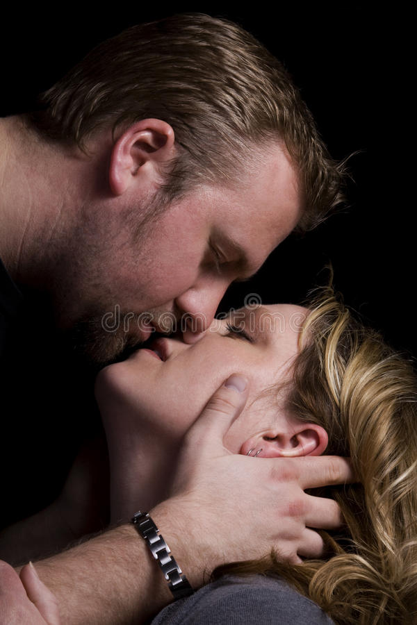 dobiera się romantycznego fotografia stock