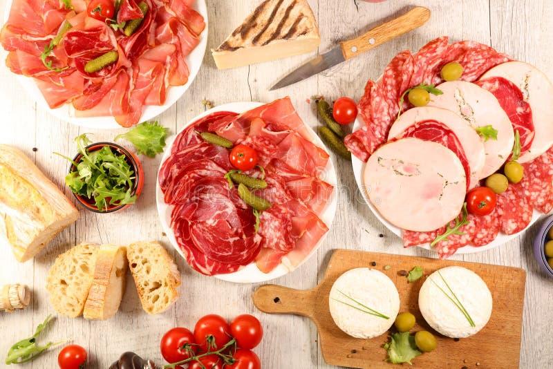 Dobierający mięsa zdjęcia stock