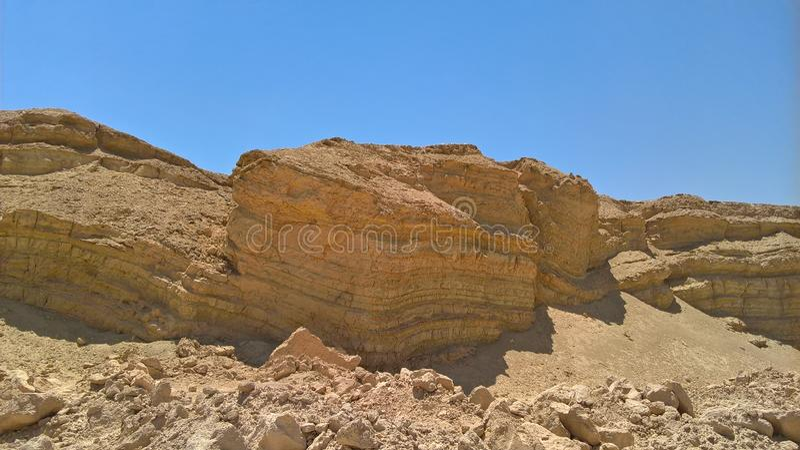 Dobras & x28; Mountain& x29; imagem de stock