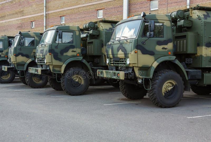 Dobras novas das forças armadas fotos de stock royalty free