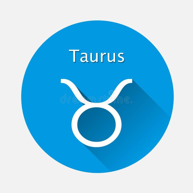 dobre logo łatwiejsze zmieniają kształt koszulę znak t tatuaży prostego taurus zodiak Astrologiczna symbol ikona w okręgu z lonem ilustracja wektor