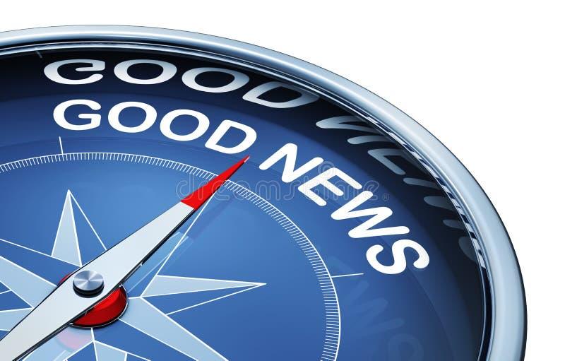 dobre wieści ilustracji