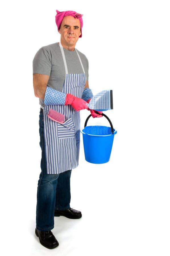 dobry housekeeping fotografia royalty free
