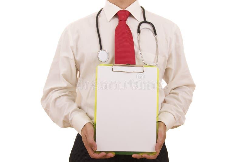 Doc. lizenzfreies stockfoto